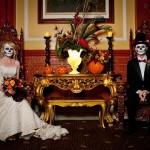 結婚式でハロウィンを演出!仮装用のドレスや衣装、ケーキ選びまで!