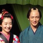 玉木宏朝ドラで傘を差す姿がかっこいい!色気がありすぎとTwitterで話題に?