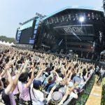 ロッキンジャパン2016の出演アーティストとグッズ情報!チケットまだ取れる?