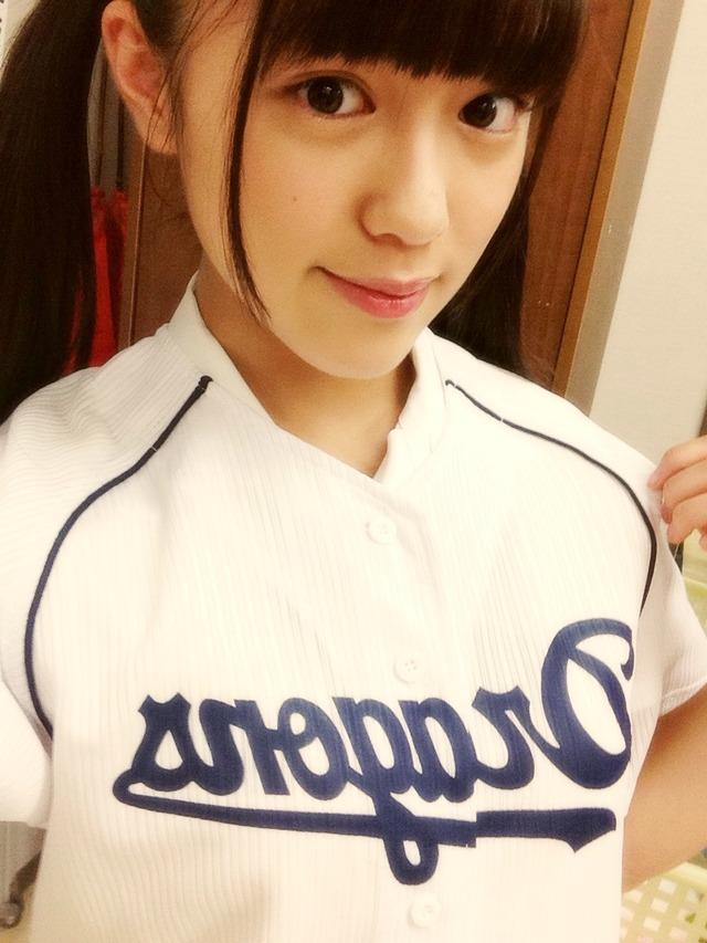 竹内彩姫は野球好き