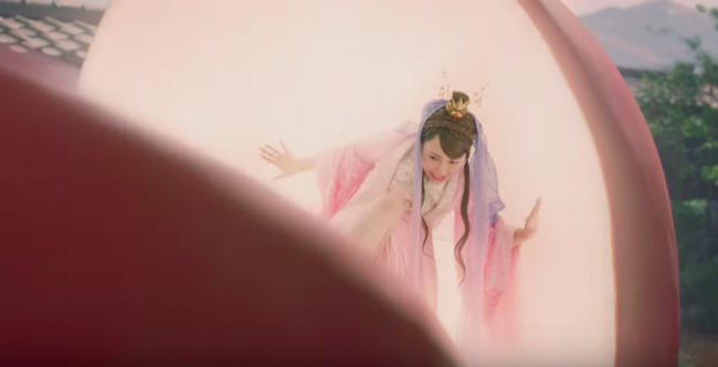 au CMの織姫(おりちゃん)役の女優は誰?川栄李奈のかわいい画像アリ!