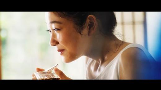 パズドラ(銀魂コラボ)CMの女の子は誰?そうめんを食べている女優がわかいい!